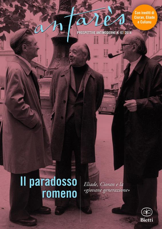 Il paradosso romeno - Eliade, Cioran e la «giovane generazione»