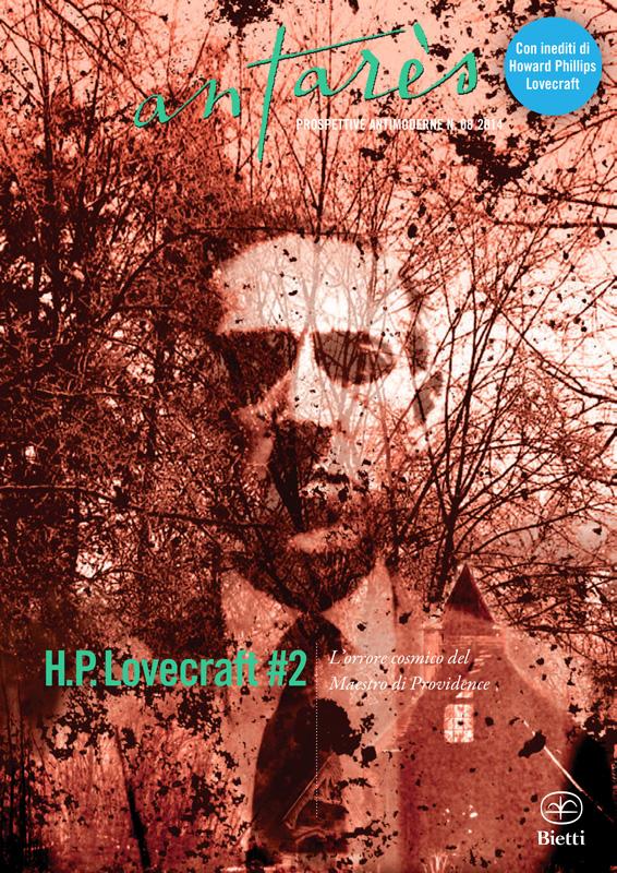 H.P. Lovecraft #2 - L'orrore cosmico del Maestro di Providence