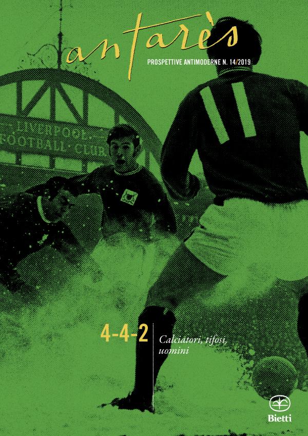 4-4-2 - Calciatori, tifosi, uomini