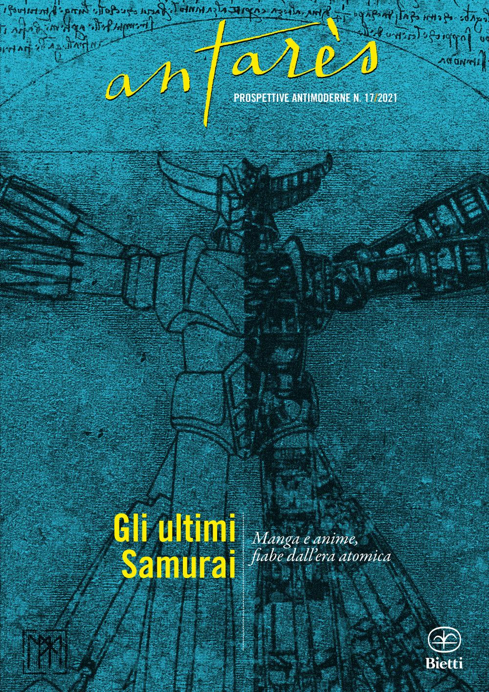 Gli ultimi Samurai - Anime e manga, fiabe dall'era atomica