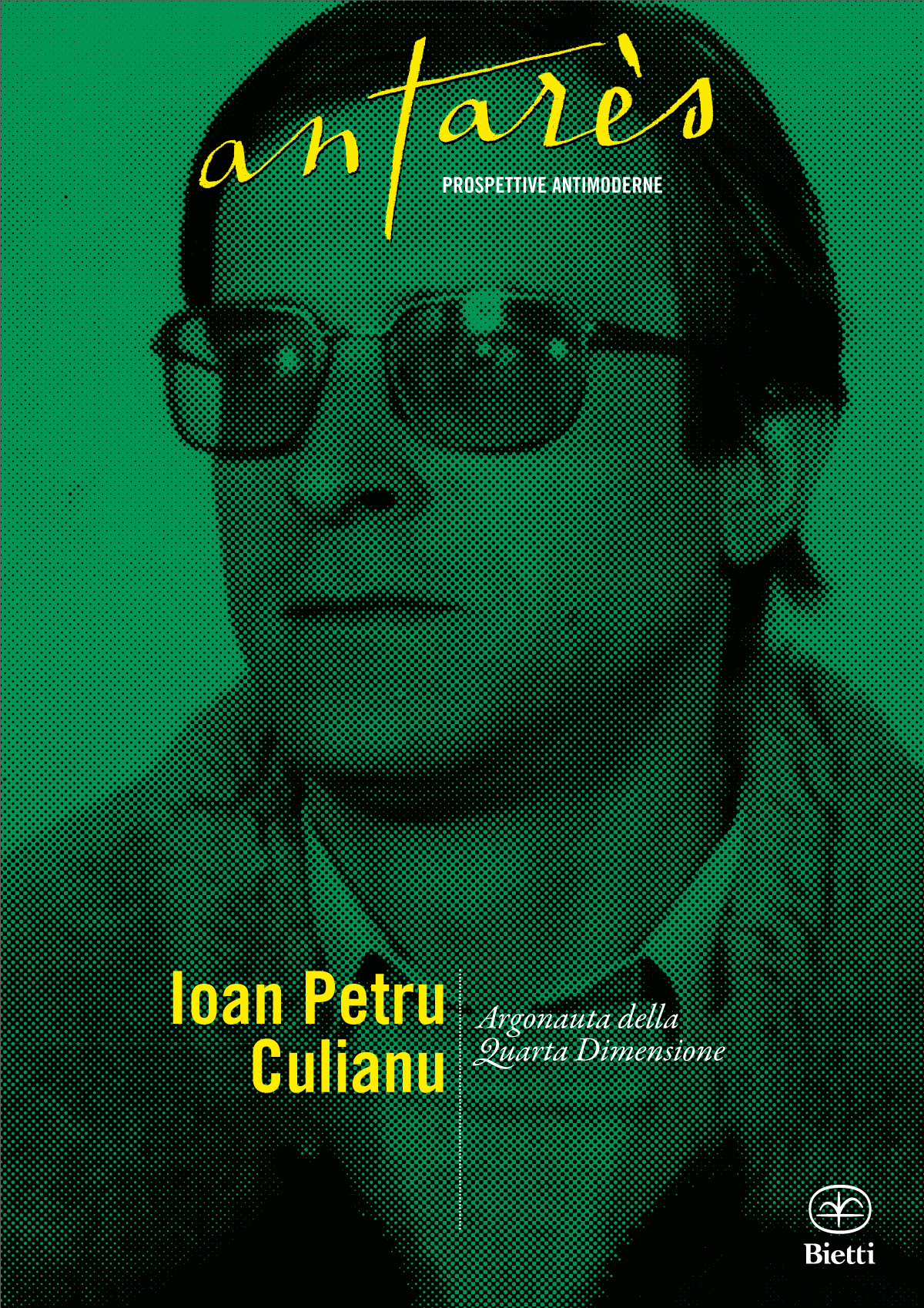 Prevendita: «Ioan Petru Culianu. Argonauta della Quarta Dimensione»