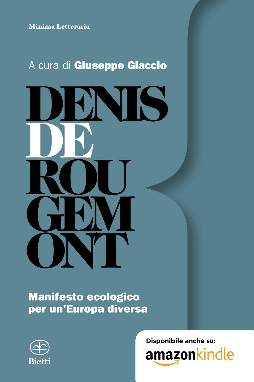 Manifesto ecologico per un'Europa diversa